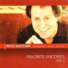 Favorite Encores, Vol. 3