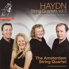 Haydn String Quartets Vol. 2