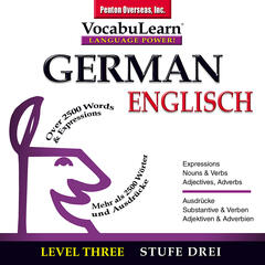 Vocabulearn ® German - English Level 3