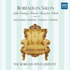 Boréalis En Salon: 19th Century French Music for Winds