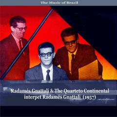 The Music of Brazil / Radamés Gnattali & The Quarteto Continental interpet Radamés Gnattali (1957)