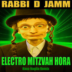 Electro Mitzvah Hora - Single