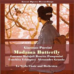 Great Opera Recordings / Puccini: Madama Butterfly, [1928] Volume 1