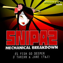 Mechanical Breakdown EP