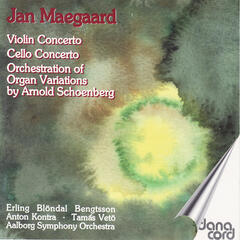 Jan Maegaard: Violin and Cello Concerto