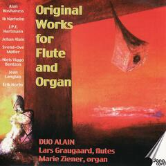 Works for Flute and Organ