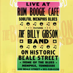 Live At Rum Boogie Cafe
