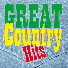 Great Country Hits 2CD Instrumental