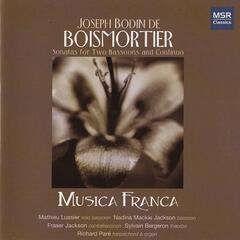 Boismortier - Sonatas for Two Bassoons and Continuo