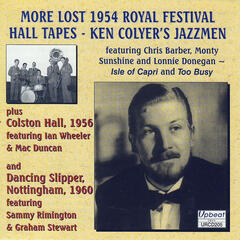 More Of The Lost 1954 Royal Festival Hall Tapes