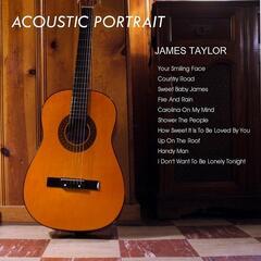 Acoustic Portarait of James Taylor