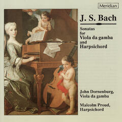 Bach: Sonata for Viola de gamba and Harpsichord