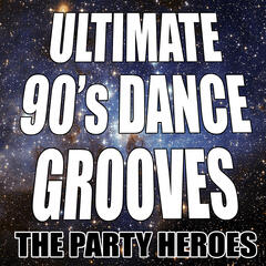 Ultimate 90's Dance Grooves