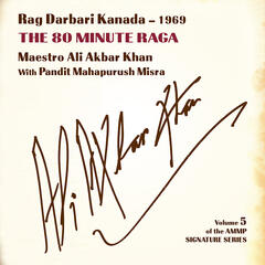 Signature Series Vol. 5 (Rag Darbari Kanada)