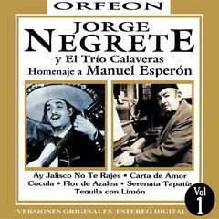 Homenaje a Manuel Esperón