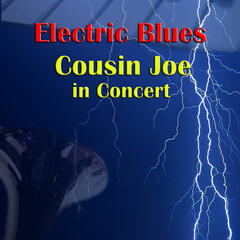 Electric Blues - Cousin Joe In Concert