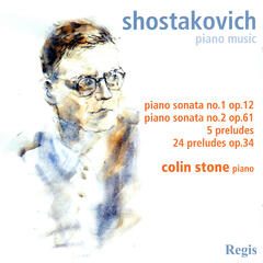 Shostakovich : Piano Music