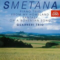 Smetana: Piano Trio, From My Homeland, Fantasy on a Bohemian Song