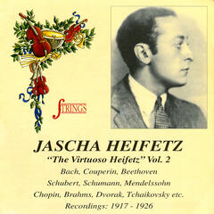 The Virtuoso Heifeta, Vol. 2