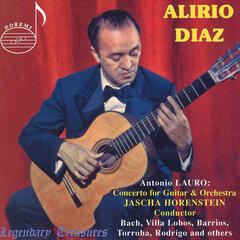 Lauro: Concerto for Guitar & Orchestra