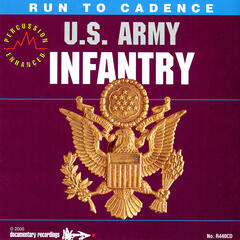 Run to Cadence With the U.S. Army Infantry - Percussion Enhanced