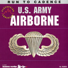 Run to Cadence With the U.S. Army Airborne - Percussion Enhanced