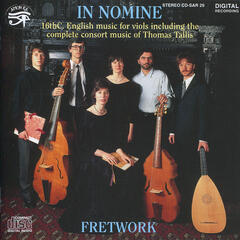 In Nomine - 16thC English music for viols