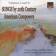 Songs by 20th Century American Composers