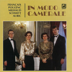 Francaix, Poulenc, Milhaud..: Works for Oboe, Clarinet and Bassoon