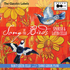 Song of the Birds - Spanish & Latin Cello