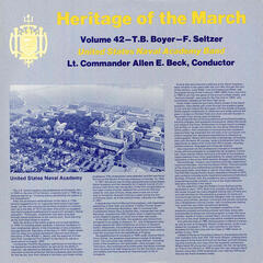 Heritage of the March, Vol. 42 - The Music of Boyer and Seltzer