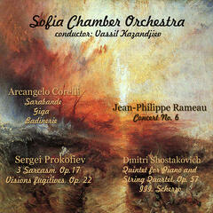 Corelli - Rameau - Prokofiev - Shostakovich: Selected Works