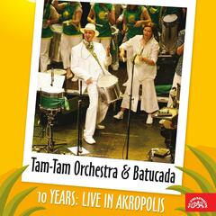 10 years – Live in Akropolis