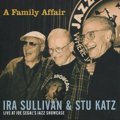 A Family Affair: Live at Joe Segal's Jazz Showcase