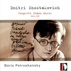 Dmitri Shostakovich: Complete Piano Music Vol. 2