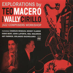 Explorations By Ted Macero and Wally Cirillo