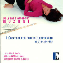 Wolfgang Amadeus Mozart: I concerti per flauto e orchestra