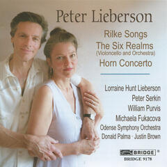 The Music of Peter Lieberson, Vol. 1