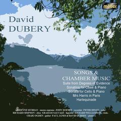 Dubery: Songs & Chamber Music
