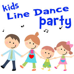 Kids Line Dance Party