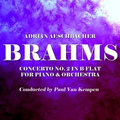 Brahms Concerto For Piano & Orchestra