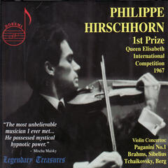 Philippe Hirschhorn - Live Performances 1967-1977
