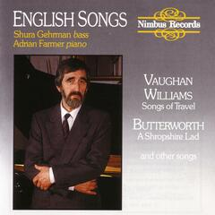 Williams, Butterworth, Hely-Hutchinson & Howells: English Songs