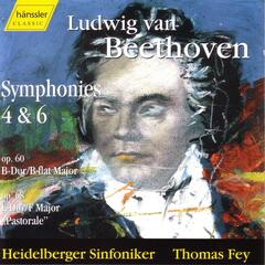 Beethoven Symphonies Nos. 4 & 6