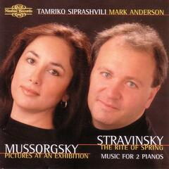 "Mussorgsky: Pictures At An Exhibition; Stravinsky: Le Sacre Du Printemps, ""Rite Of Spring"""