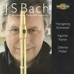 J.S. Bach, Sonatas for Flute and Continuo