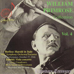 William Primrose Collection, Vol. 4
