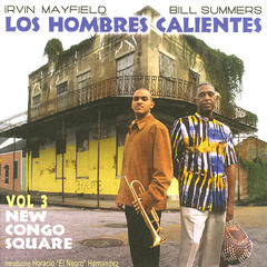 Vol. 3: New Congo Square