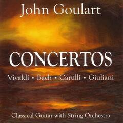 Concertos (music for guitar and string orchestra)
