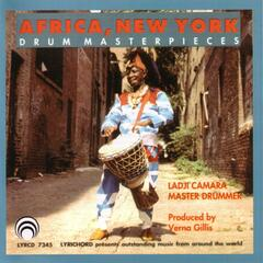 Africa, New York:  Drum Masterpieces
